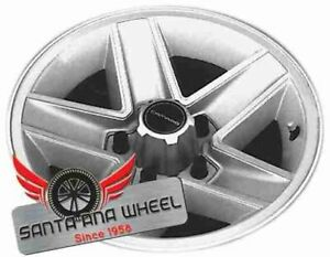 15 X7 Inch 1987 1992 Chevy Camaro Oem Oe Factory Original Alloy Wheel Rim 1607