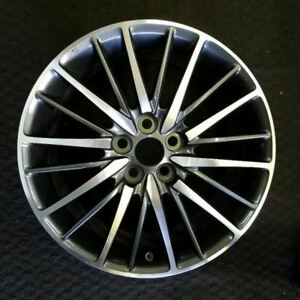 19 X8 Inch Lexus Ls460 2013 2017 Oem Oe Factory Original Alloy Wheel Rim 74286