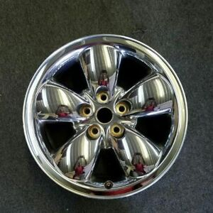 20 Inch Dodge Ram 1500 2002 2005 Chrome Clad Oem Factory Alloy Wheel Rim 2167a