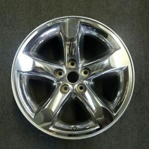 20 x9 Inch Dodge Ram 1500 2006 08 Chrome Clad Oem Factory Alloy Wheel Rim 2267