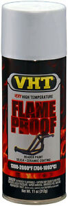 Vht Sp117 Aluminum Flameproof Hi Heat Paint Coating Header Spray Paint
