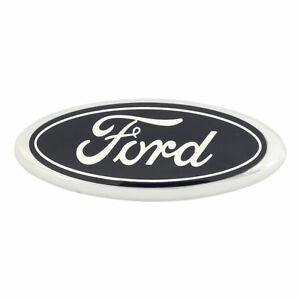 Oem New Ford Emblem Name Plate Edge Expedtition Explorer At4z9942528b