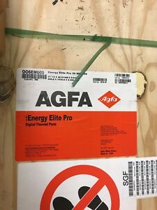 Agfa Energy Elite Pro Plates 31 1 2 X 40 9 16 X 0 012 In 30 Per Package