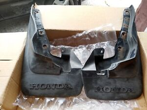 88 91 Honda Civic Wagon Front Splash Guards Driver Passenger Side Wagovan