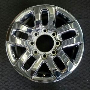 18 Chrome Chevy Silverado 2500 3500 Suburban 3500 2015 2018 Oem Wheel Rim 5709