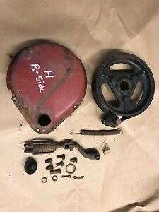 Farmall H Right Brake Assembly Complete Complete