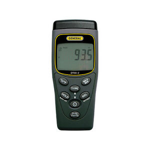 General Dt802 Economical Type K j Thermocouple Thermometer