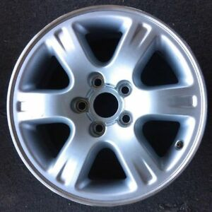 16 Inch 2001 2007 Toyota Highlander Oem Factory Original Alloy Wheel Rim 69397