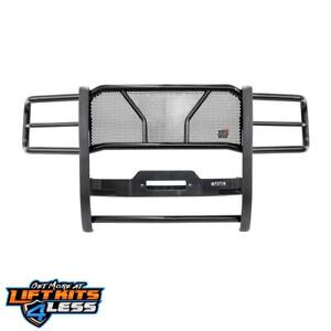 Westin 57 93805 Hdx Winch Mount Grille Guard For 15 18 Chevy Suburban 1500 tahoe