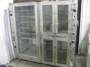 Doyon Double Convection Oven With Proofer