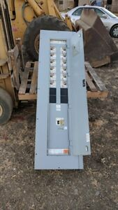 Electric Panel Board Pow r line 3a Eaton
