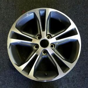 17 x7 Ford Mustang 2013 2014 Oem Factory Original Machined Alloy Wheel Rim 3906