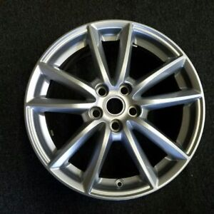 19 x7 5 2013 2017 Range Rover Oem Factory Alloy Wheel Rim Silver Take Off 72269