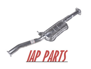 Fits Subaru Forester Xt Turbo 2004 2005 Exhaust Resonator Pipe Oe Style