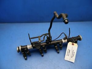 03 04 Chevy Avalanche Oem Fuel Gas Rails Injectors Stock Factory 17201027