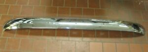 1947 1953 Chevy Truck Pickup Rear Back Bumper Stepside Chrome New