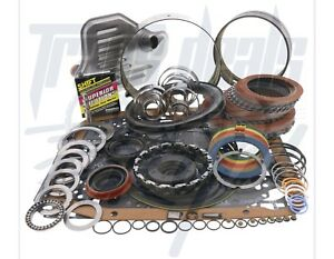 Ford 4r70w Transmission Raybestos Stage 1 Red Deluxe Rebuild L2 Kit 2004 on