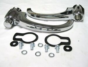 1955 1959 Chevy Truck Outside Exterior Door Handles Pair New 55 59 Chevrolet