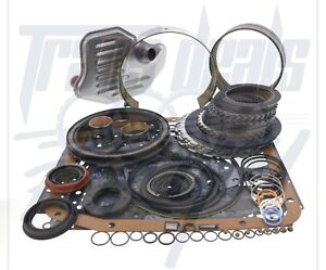 Ford 4r70w Transmission Raybestos Performance Ls Stage 1 Rebuild Kit 04 on