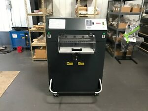 Challenge Titan 200bc Hydraulic Paper Cutter 2014 Fully Serviced