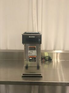 Used Bunn 23001 0040 Cw15 tc Automatic Thermal Carafe Coffee Brewer