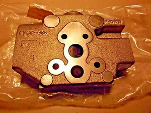 Gresen 25p Mid inlet Section Valve P n 25 16 cf Casting No 3953 000