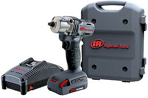 Ingersoll Rand W5130 k12 20v 3 8 Mid Impact Kit With 1 Battery 2 5ah Brand New