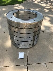 Never Used 50 Industrial Commercial Dryer Cylinder M400440p Speed Queen Huebsch