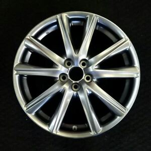 19 Lexus Gs350 Gs450h 2013 2014 2015 Oem Factory Original Alloy Wheel Rim 74270