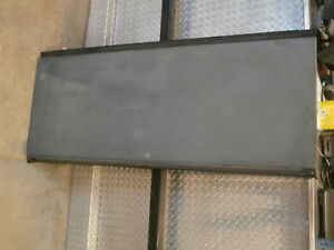 2002 Avalanche Hard Bed Tonneau Cover Section Panel 3 10830028 Lc