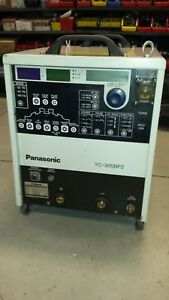 Panasonic Full Digital Ac dc Tig Power Source Yc 300bp 3 Phase 200 220v 10 5 Kva
