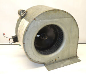 Lennox 1 3 hp 1 ph Squirrel cage Blower Fan Industrial Exhaust 220v Ge