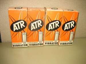 Atr 3210 Replacement Vibrator Lot Of 4