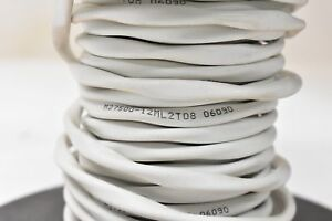 M27500 12ml2t08 06090 White Electrical Wire Approximately 67ft