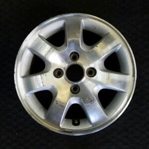 15 x6 Inch Honda Accord 2000 2002 Oem Factory Original Alloy Wheel Rim 63838