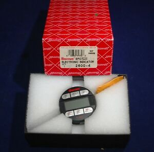 Starrett 2600 4 Electronic Indicator Usa New In Box