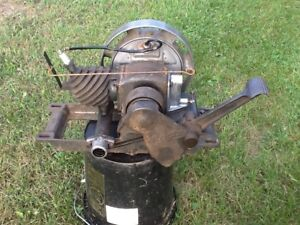 Maytag Model 92 Side Exhaust Scarce Hit Miss Gas Engine Motor