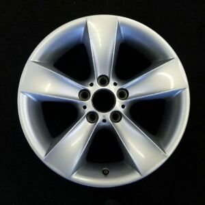 17 Inch 06 2007 2008 Bmw Z4 Rear Oem Factory Original Alloy Wheel Rim 105 71186