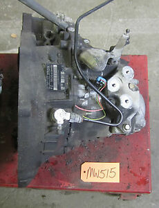 Manual Transmission 04 Ion Red Line Mu3 55354084 5 Speed Stick Car 2 0l Engine