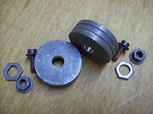 Husqvarna Partner K950 Ring Saw Support Roller Set Fits K960 And K970 Ring Saw