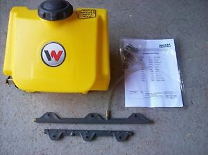 Wacker Wp1550 Wp1540 Plate Tamper Compactor Water System Kit Oem 0112125