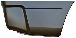 Rear Quarter Lower Rear Section For 09 17 Dodge Ram 96 Bed right