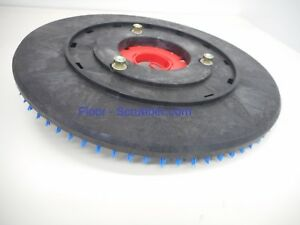 Tennant 1033173 Pad Driver For Nobles 2001 2001hd Floor Scrubber 19 3 Lug