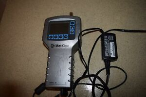 Met One Hhpc 6 Hand Held Airborne Particle Counter e5