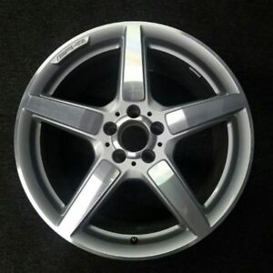 19 2012 13 2014 Mercedes Cls class Amg Cls550 Rear Oem Factory Wheel Rim 85256
