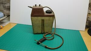 Used Brass Trico Spray Mist Coolant System For Machining Mighty Mag
