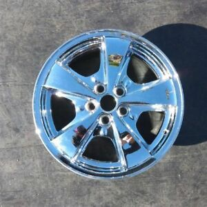 16 Inch Chrome 2000 2001 2002 Chevy Cavalier Oem Factory Alloy Wheel Rim 5093