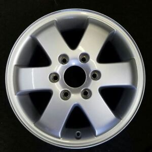 16 Inch Mercedes Sprinter 2500 2014 2017 2018 Oem Factory Alloy Wheel Rim 85403
