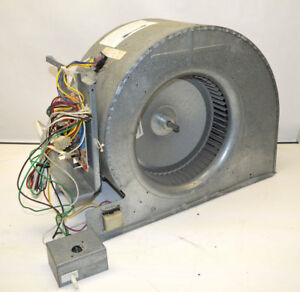 Ge 1 2 hp 1 ph 3 speed Squirrel cage Blower Fan Exhaust Industrial 208 230v