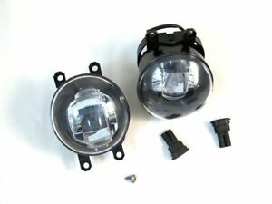 Universal Projector Type Led Fog Lights Driving Lamp For Tacoma Prado Ct200h